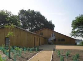 House Gîte menjuc 1, Arjuzanx (рядом с городом Garrosse)