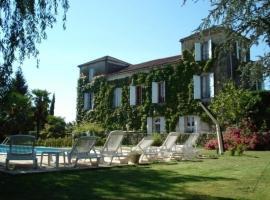 House La tour de manoir, Arouille (рядом с городом Losse)