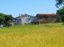 House Les hirondelles de montsec, Pampelonne (рядом с городом Saint Martial)
