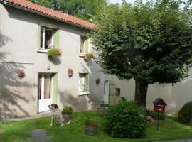 House Le barthas, Montredon-Labessonnié (рядом с городом Saint-Pierre-de-Trivisy)