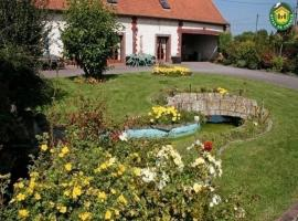 House Les petites ecuries, Airon-Saint-Vaast (рядом с городом Verton)