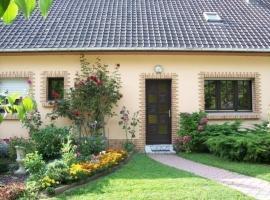House Le bois des saules, Réty (рядом с городом Fiennes)