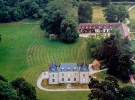 La Breteche-Le chateau, Ligny-le-Ribault