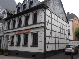Hotel zur Rutenbeck, Wuppertal (Hammerstein yakınında)