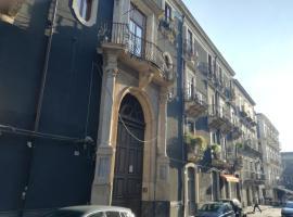 La Finestra Sul Mercato B&B, Катания