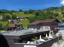 Hotel Terminus, Küblis (Jenaz yakınında)