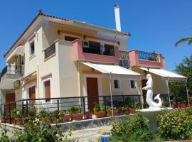 Anemomilos Triantafillou, Пирги-Термис (рядом с городом Loutrópolis Thermís)