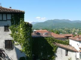 Villa Belisama, Saint-Lizier (рядом с городом Sentaraille)