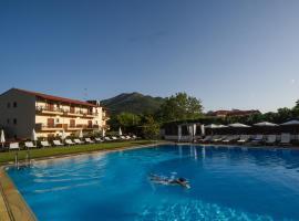 Mont Helmos Hotel, Клитория
