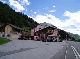 Hotel Restaurant du Crêt