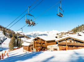 Residence Hedena Chalet Edelweiss By Locatour, Plagne 1800