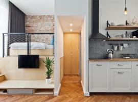 Cosy Design Apartment II