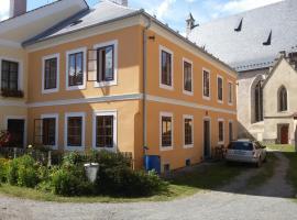 Měšťanský Dům, Rožmberk nad Vltavou (Wullowitz yakınında)