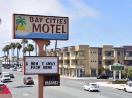 Baycities Motel, Chula Vista (in de buurt van Imperial Beach)