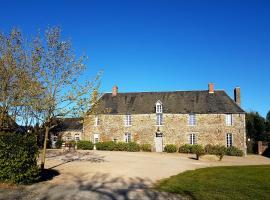 Le Manoir de Herouville, Litteau (рядом с городом La Bazoque)
