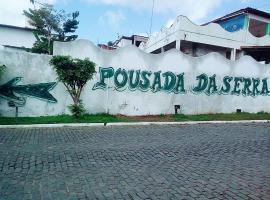 Pousada da Serra (Adults Only), Muritiba (Cachoeira yakınında)