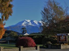 Mount Hutt Motels, Methven