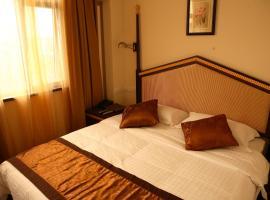 Beijing Sheng Gang Express Hotel, Shunyi (Jinzhan yakınında)