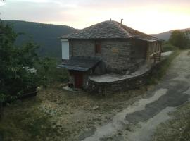 A Palleira, Castro Caldelas (Rugando yakınında)
