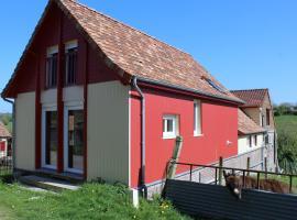 La Grange Du Festel, Oneux (рядом с городом Сен-Рикье)