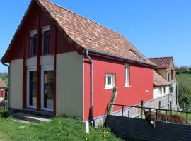 La Grange Du Festel, Oneux (рядом с городом Gapennes)