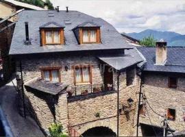 Casa Font de Seuri, Sauri (Llesúy yakınında)