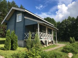 Chalet with Sauna, Skory (Novoselki-Pervyye yakınında)