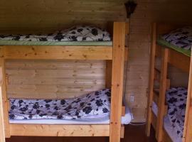 Surkeenjärvi Summer Rooms, Moksinkylä (рядом с городом Siniävirta)