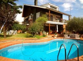 Villa Isaac Albeniz, Barbera del Valles