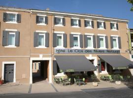 Logis Hotel Le Clos Des Oliviers
