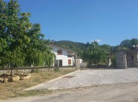 Appartamento Acquapartita, San Piero in Bagno