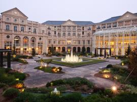 Tianjin Goldin Metropolitan Polo Club Hotel, Tianjin (Jiuyijiu yakınında)