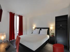 Hotel Douglas, Puteaux