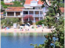 Beach house Diam, Рогозница