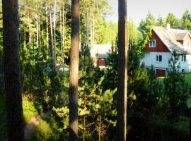 Roosi Holiday Home, Rannaküla (Nõmmemaa yakınında)