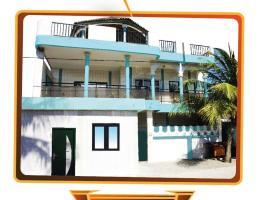 Les Appartements Ayelawadje, Cotonou (Regiooni Sèmè-Kpodji lähedal)