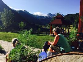 Guesthouse Alpini, Lëpushë