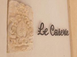 Le Caserie, Marsala