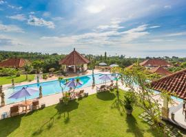 Taman Ujung Resort & Spa, Jasri (рядом с городом Карангасем)