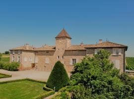 Château de Besseuil, Клессе (рядом с городом Saint-Gengoux-de-Scissé)