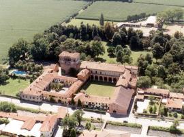 Palazzo Barbò, Pumenengo (Rudiano yakınında)