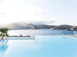 Seabreeze Hotel Ios
