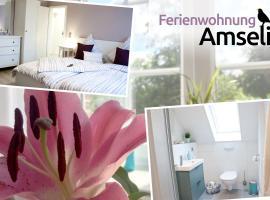 Ferienwohnung Amseli, Niendorf an der Stecknitz (Mölln yakınında)