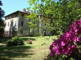 Villa Masini-Luccetti, Pietrasanta (Vitoio yakınında)