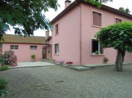 Chez Aline, Salles-d'Armagnac (рядом с городом Bourrouillan)