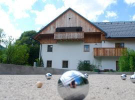 Country House Trata, Краньска-Гора (рядом с городом Гозд-Мартулек)