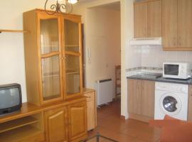 Apartamento Rural Lobo, Ucero (Santa María de las Hoyas yakınında)