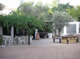 Camping and Diving Leros, Xirokambos