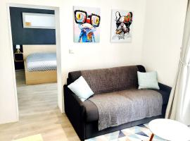 Appartement centre, Parking 100m