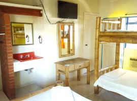 Hotel Las Acacias, Mariquita (Guayabal yakınında)